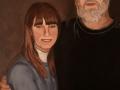 PORTRAIT OF RODNEY & REBECCA MANN