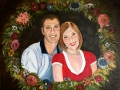 PORTRAIT OF REAGAN & HEATHER MULLIN