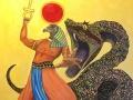 Ra and Apophis