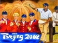 2008 OLYMPIC GOLD MEDAL EQUESTRIAN TEAM