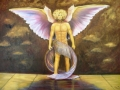 SERAPH AT CREATION OF NEW EARTH